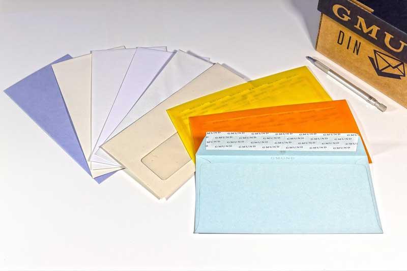 封筒の種類